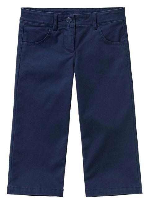 012 Benetton Pantolon Lacivert
